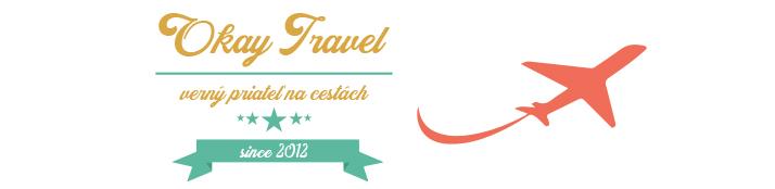 Okaytravel – cestovná agentúra Nováky Logo