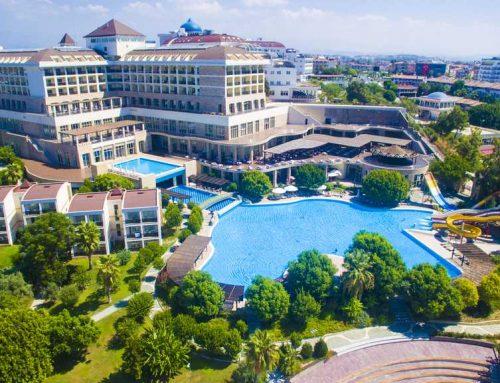 Luxusný hotel v Turecku, ktorý očaril aj nás :) Odlet aj z Piešťan a výlet v Turecku zdarma!