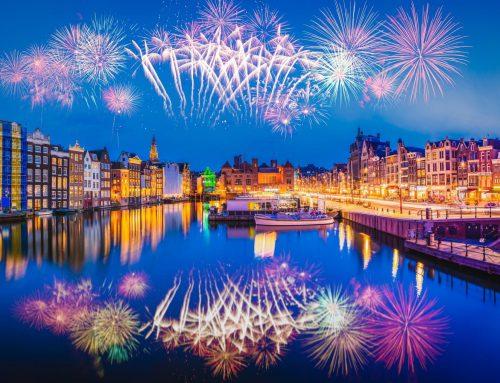 Skvelý 5-dňový silvestrovský zájazd do Amsterdamu LEN ZA 175€ KOMPLET  💑🎆