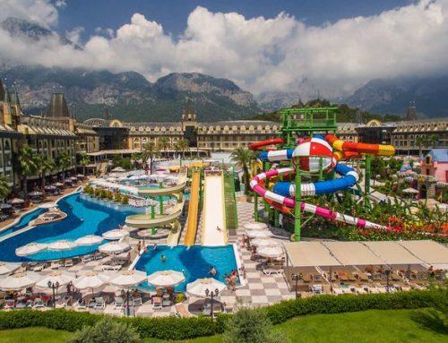 Neopakovateľná cena 😍 Luxusný hotel v Turecku za bezkokurenčnú cenu ⭐️Rodinné ceny už od 1818€ ⭐️