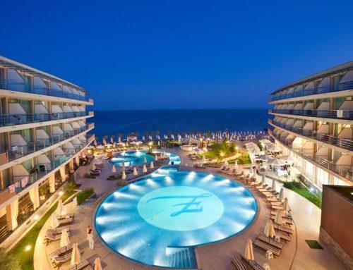 Bulharsko ☀️ Obľúbený rodinný hotel s plážovým servisom v cene 💥