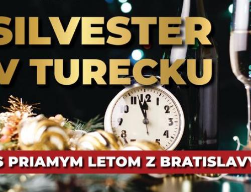 Čo by ste povedali na silvestrovský oddych v tureckom Beleku?